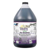 Double K Alpha White Shampoo - 3.8 Ltr