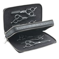 iGroom Scissor Case - 6 Pieces