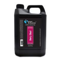 Groom Professional Berry Blast Shampoo - 4 Ltr