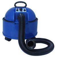 i-Groom Easi-Move Double Motor Blaster - Blue
