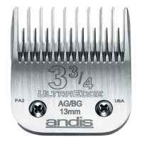 Andis Ultra Edge No 3¾ Blade - Skiptooth
