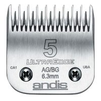 Andis Ultra Edge No 5 Blade - Skiptooth
