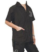 Precious Work Shirt - Black