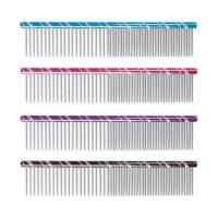 iGroom Steel Round Comb 19cm 50:50