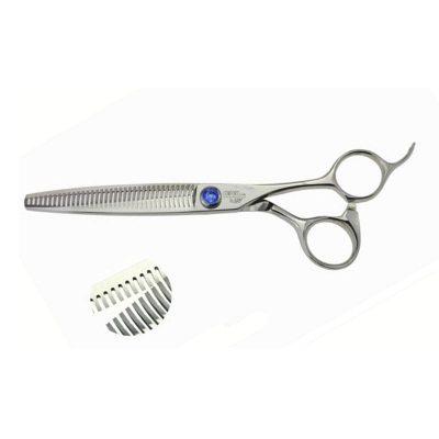 "iGroom Comfort Line Double Sided Thinning Scissor - 6"" (36 Tooth)"