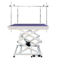 iGroom Emperor Soft Top Lo-Lo Table - Purple