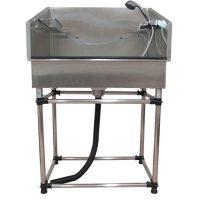 iGroom Lincoln Stainless Steel Bath
