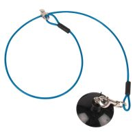 Groom-X Cable Bath Restraint with Suction Pad