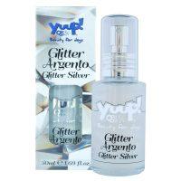 Yuup! Fashion Glitter Silver
