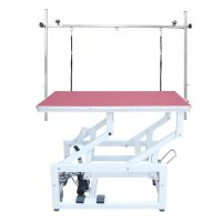 iGroom Viscount Electric Table - Pink