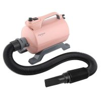 Shernbao Super Cyclone Single Motor Dryer - Salmon Pink