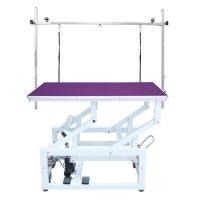iGroom Viscount Electric Table - Purple