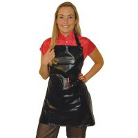 Tikima Waterproof Apron - Black