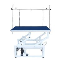 iGroom Viscount Electric Table - Blue