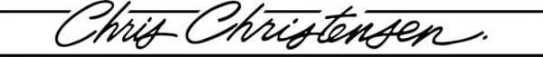 Chris Christensen Logo