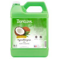 TropiClean Gentle Coconut Hypo-Allergenic Shampoo