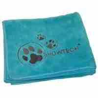 Show Tech+ Microfibre Towel - Turquoise