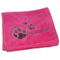 Show Tech+ Microfibre Towel - Hot Pink