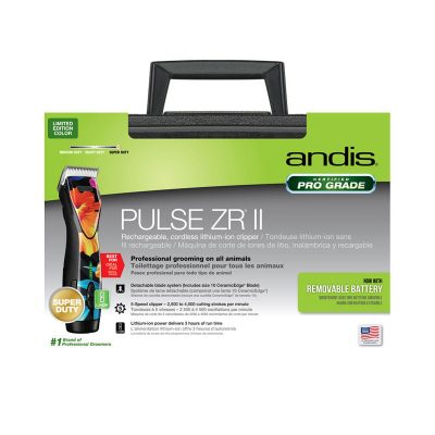 Andis Pulse ZR® II - Flora Limited Edition Clipper