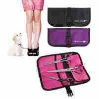 Roseline Scissor Case - Purple