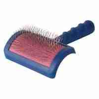 Show Tech Tuffer Than Tangles Slicker Brush - Regular - Medium