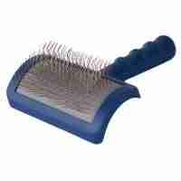 Show Tech Tuffer Than Tangles Slicker Brush - Long Soft Pin - Medium