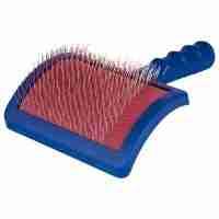 Show Tech Tuffer Than Tangles Slicker Brush - Regular - Large