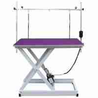 Sirius Electric Table - Purple
