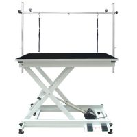 Orion Electric Table - Black