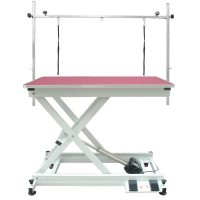 Orion Electric Table - Pink