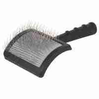 Yento Mega Pin Tangle Teaser Slicker Brush for Dense Coats - Large
